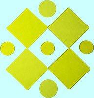 黄色光学玻璃