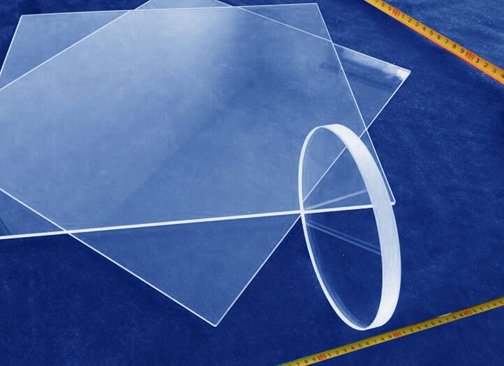 热博体育官网app玻璃方片,圆片