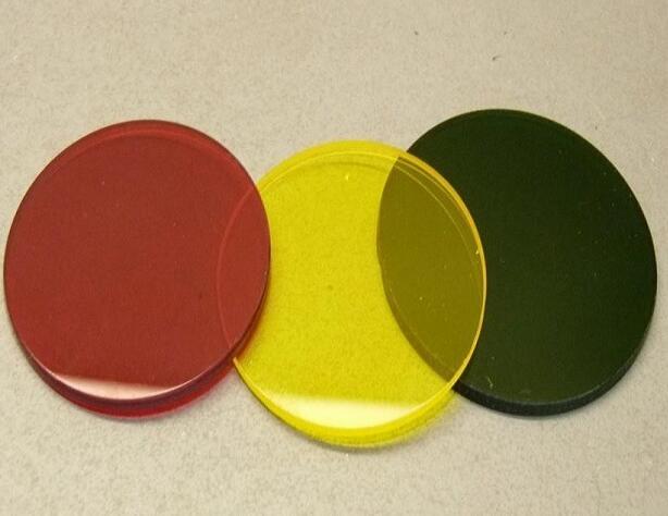 颜色滤光片